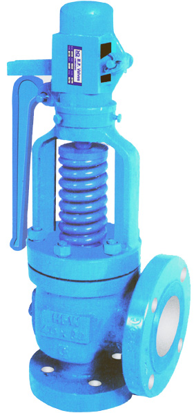 safety valves manufacturing