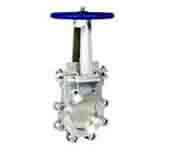 knife edge gate valve exporter