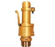 pop safety valve